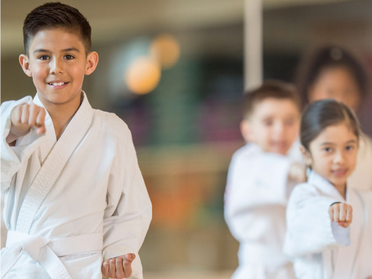 GojuRye Karate Beginner Classes